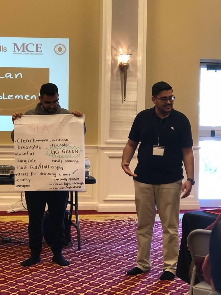 Teacher Skills Programme – Orlando